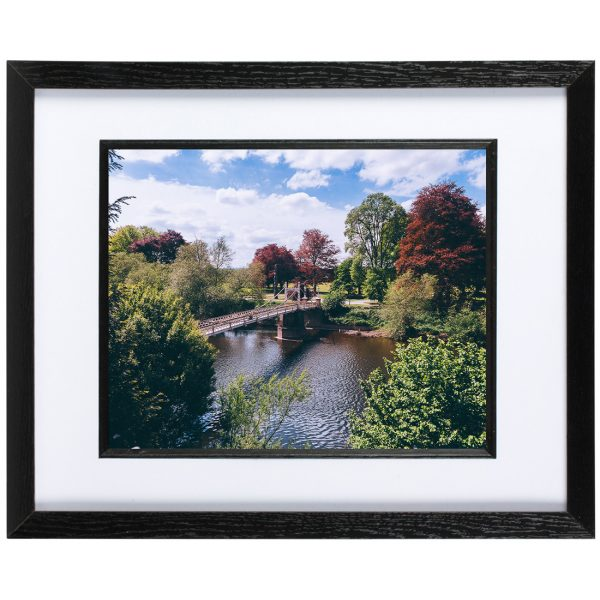 Mounted Frame - Autumn Has Arrived