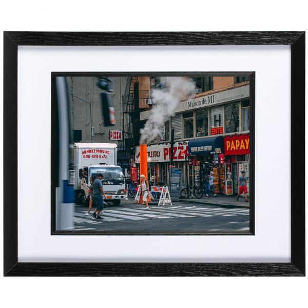 Mounted Frame - City Life