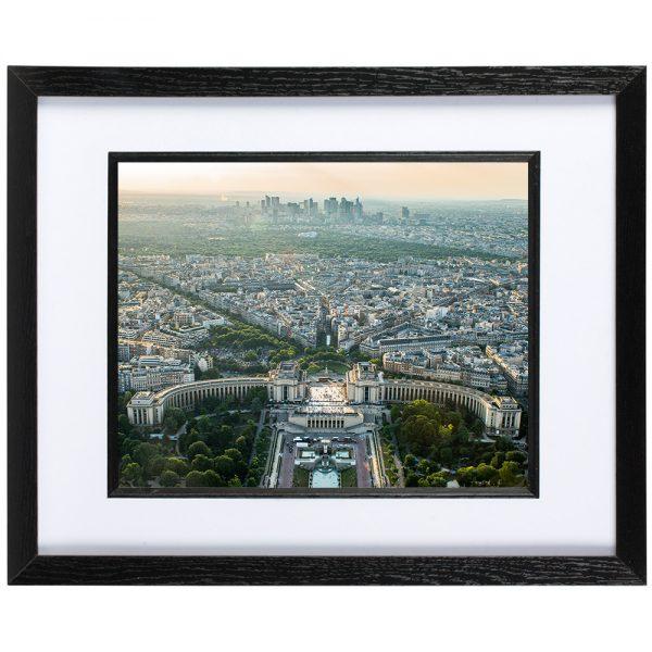 Mounted Frame - Downtown Paris