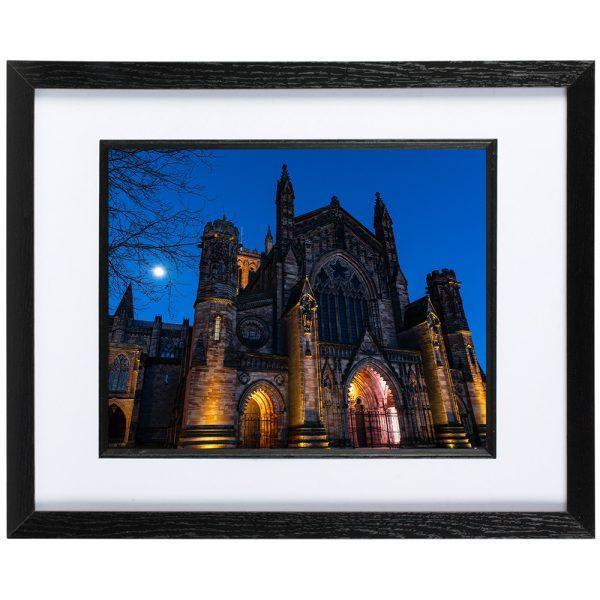 Mounted Frame - Full Moon