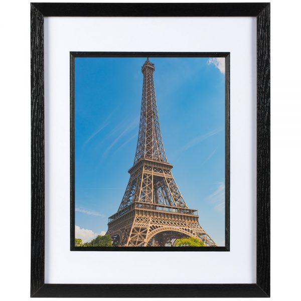 Mounted Frame - Paris By Day