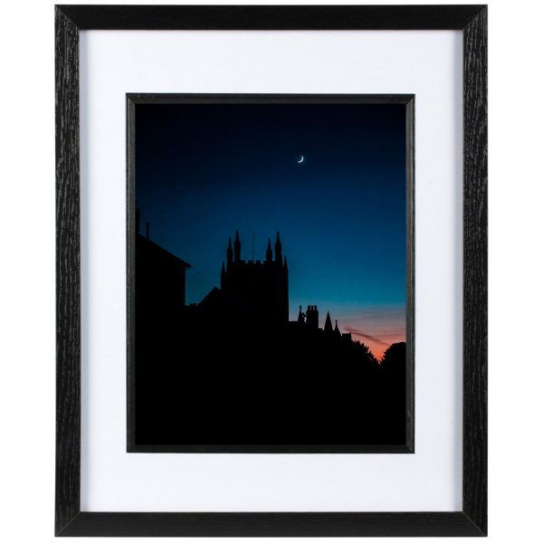 Mounted Frame - Silhouette